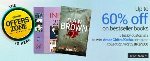 flipkart books discount sale