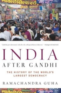 india after gandhi book for upsc mains
